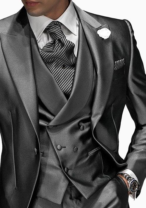 مدل کت و شلوار دامادی ایتالیایی از برند OTTAVIO NUCCIO