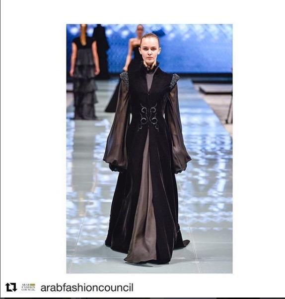 مدل لباس های هفته مد عربستان