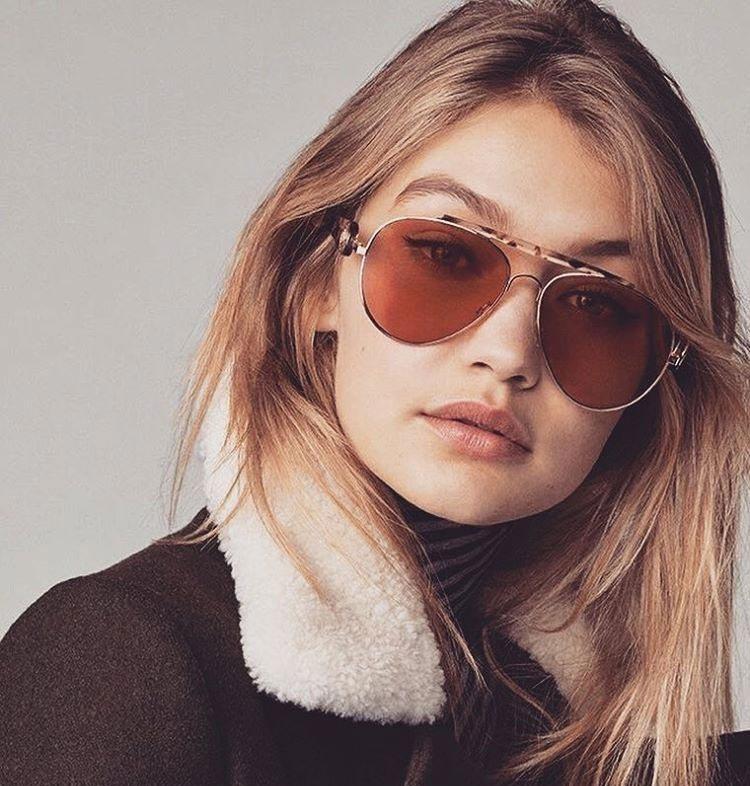 مدل مو و عینک جی جی جدید
