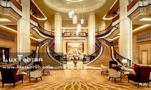 هتل های لوکس جهان