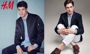 لباس مردانه بهاره اچ اند ام