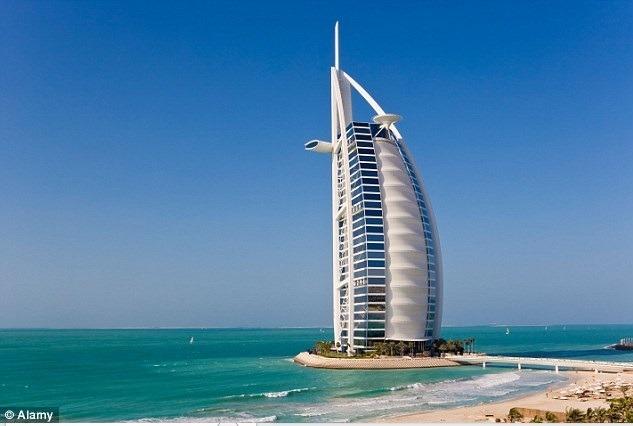 برج العرب ۷ ستاره