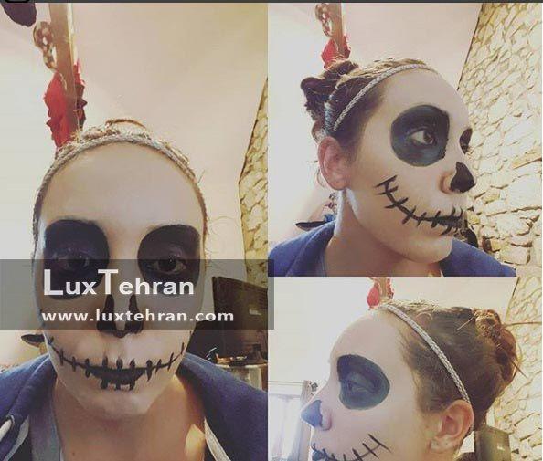 نواع و اقسام آرایش های صورت در جشن هالووین