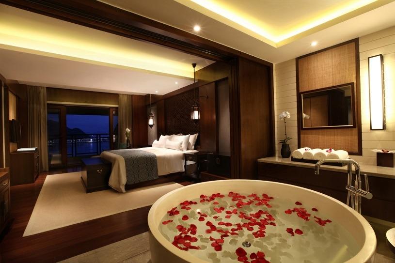 گران ترین اتاق های هتل های ۵ ستاره لوکس