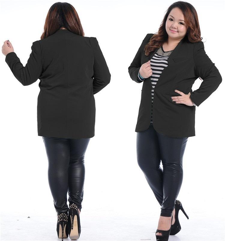 کت و شلوار چرمی زنانه سایز بزرگ