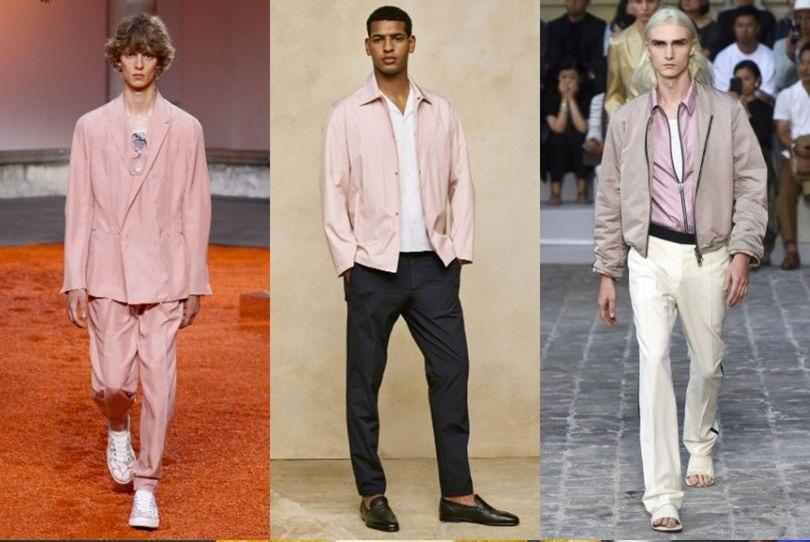 طراحی لباس مردانه و زنانه در سال ۲۰۱۸