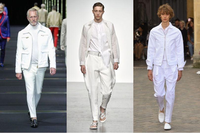 محصولات این برند برای لباس مردانه ۲۰۱۸