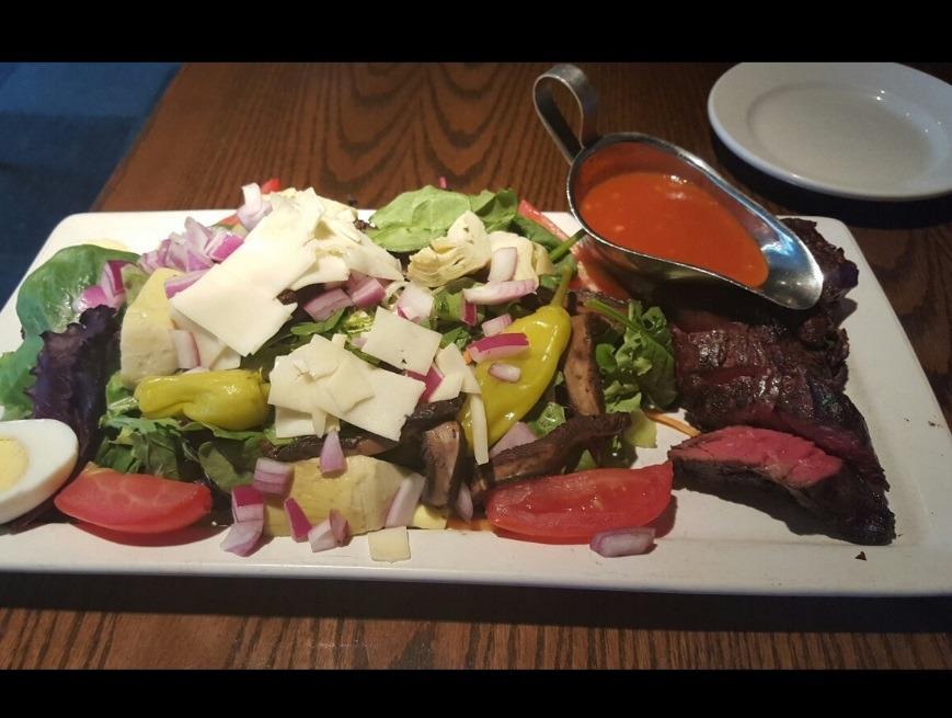 تصویر غذاهای لذیذی که در رستوران OLD MAN RAFFERY'S استان نیوبرانزویک کانادا