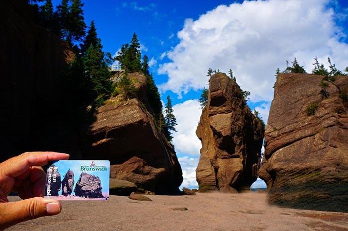 طبیعت نیوبرانزویک کانادا