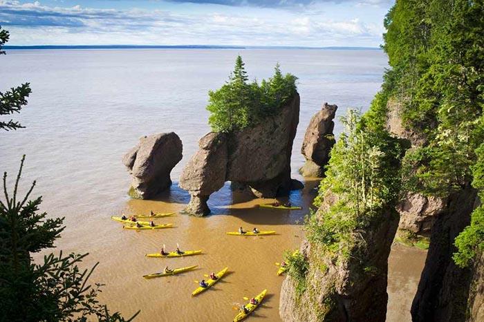 منطقه GARISSON در استان نیوبرانزویک کانادا