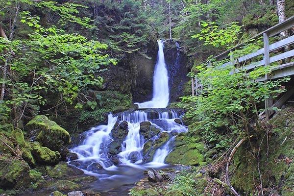 آبشار های نیوبرانزویک