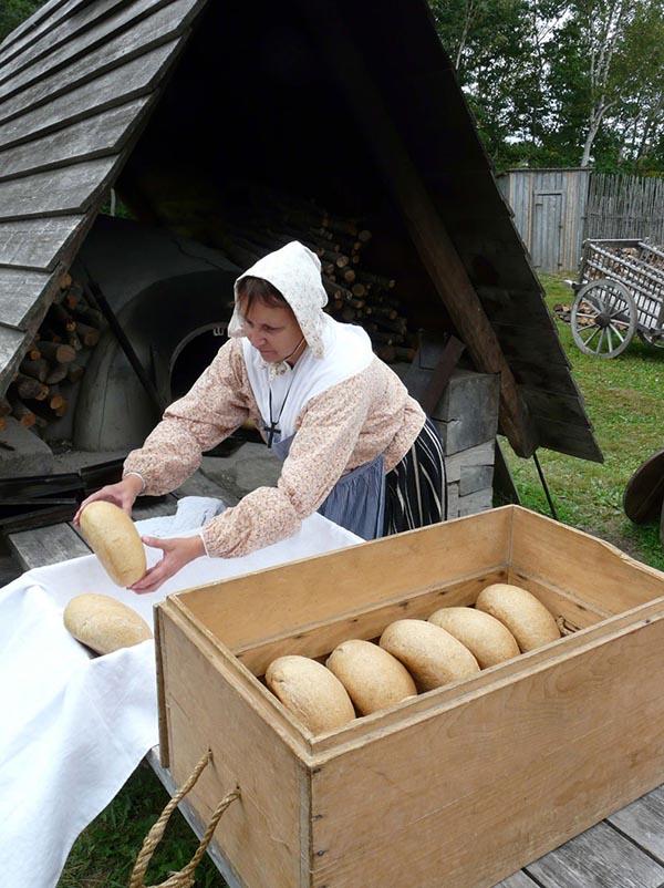 نان پزی در نیوبرانزویک