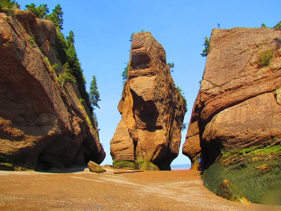 پارک ملی فاندی استان نیوبرانزویک کانادا
