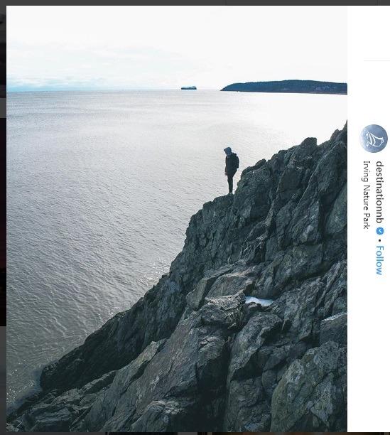 جزیره نیوبرانزویک کانادا