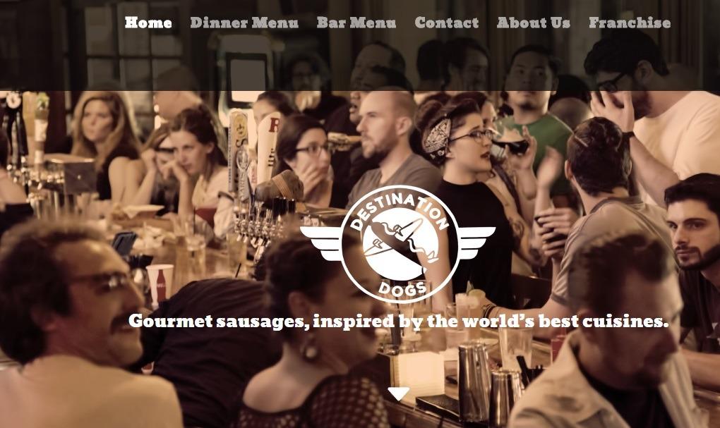 تصویر ایندکس سایت رستوران DESTINATIONS DOGS استان نیوبرانزویک