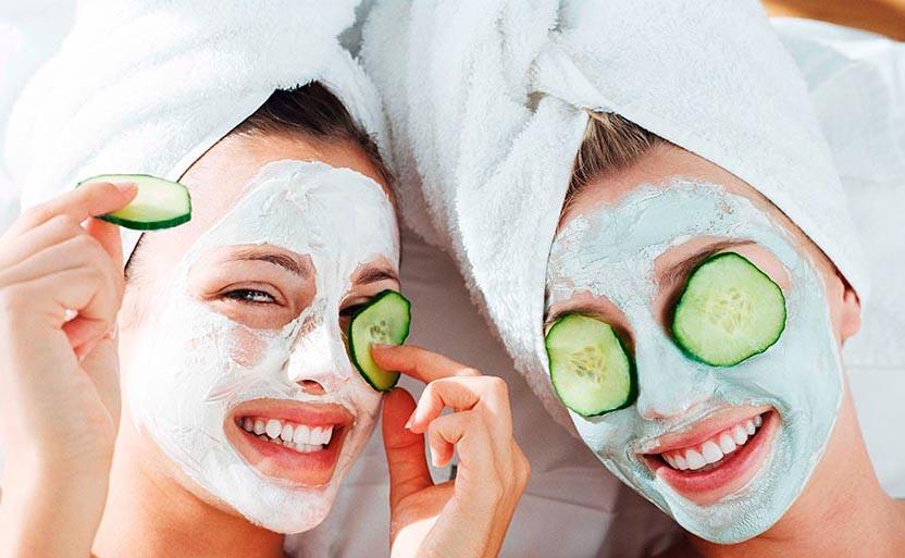 جوان سازی و پاک سازی پوست صورت