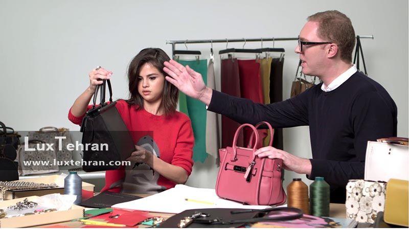 طراحی کیف های چرمی دستی