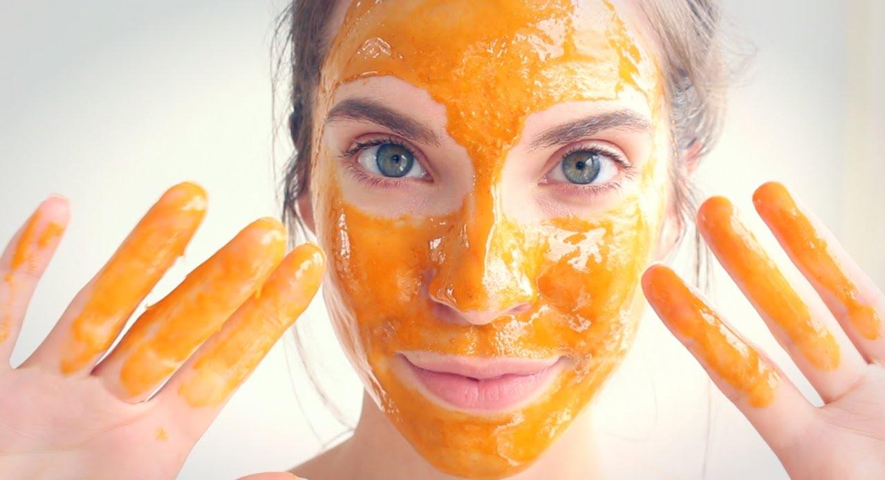 استفاده از ماسک های طبیعی برای پوست