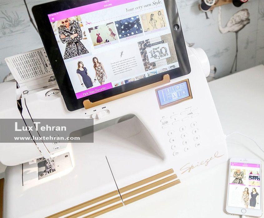 فناوری دوخت لباس و تجهیزات روز