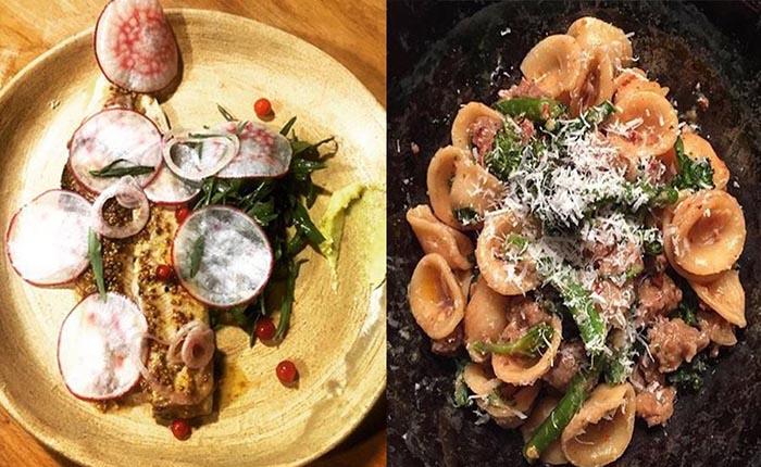 دو غذای هیجان انگیز ایتالیایی