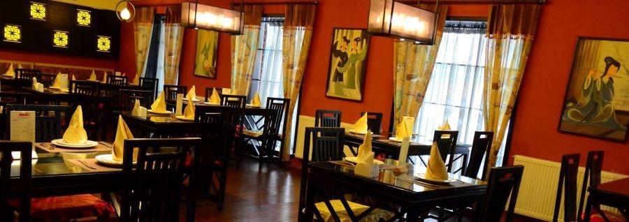 دکوراسیون داخلی رستوران NEW ASIA تفلیس