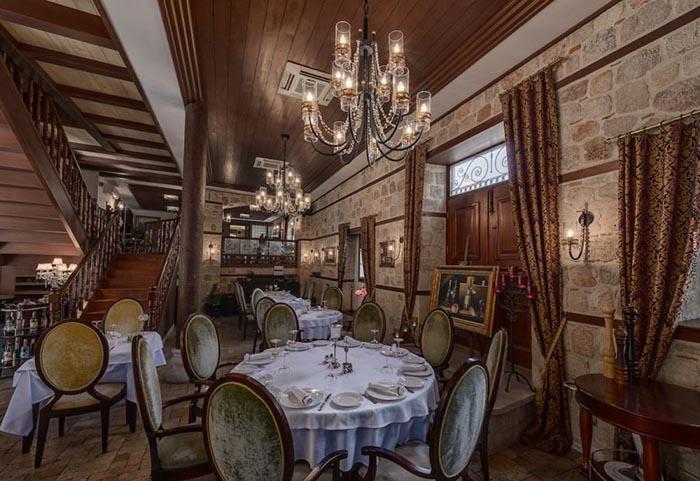 رستوران های نسبتا ارزان ترکیه