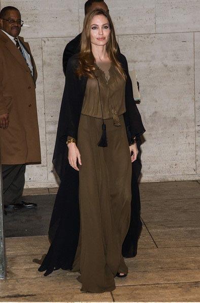 کالکشن مدل های لباس آنجلینا جولی