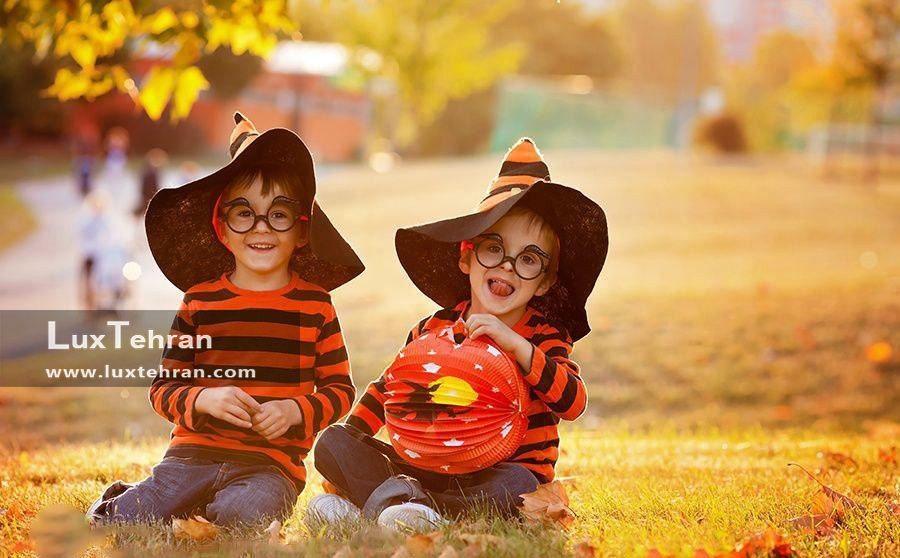 نخستین جشن هالووین