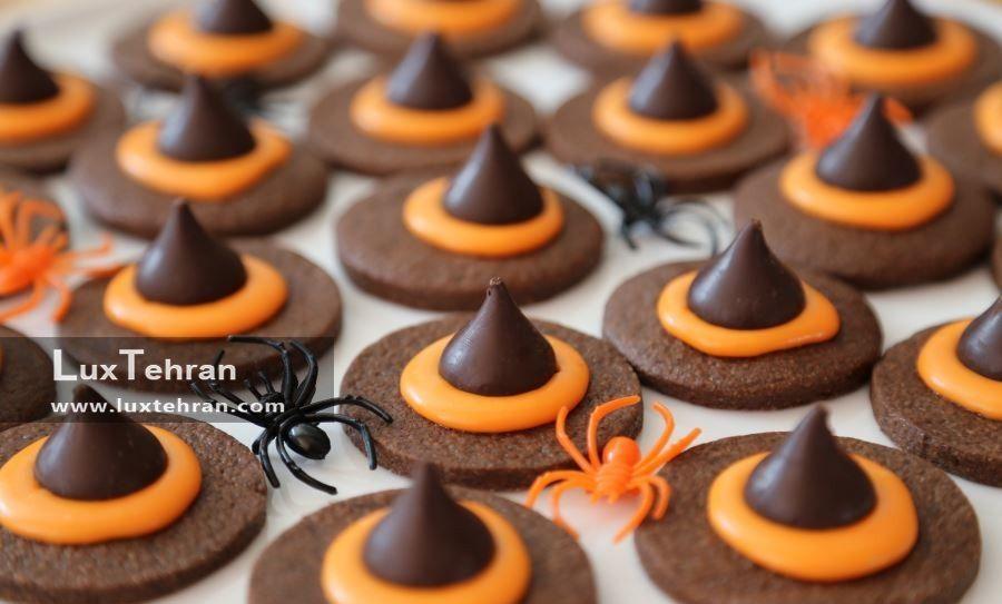 شکلات های ولنتاین و هالوین