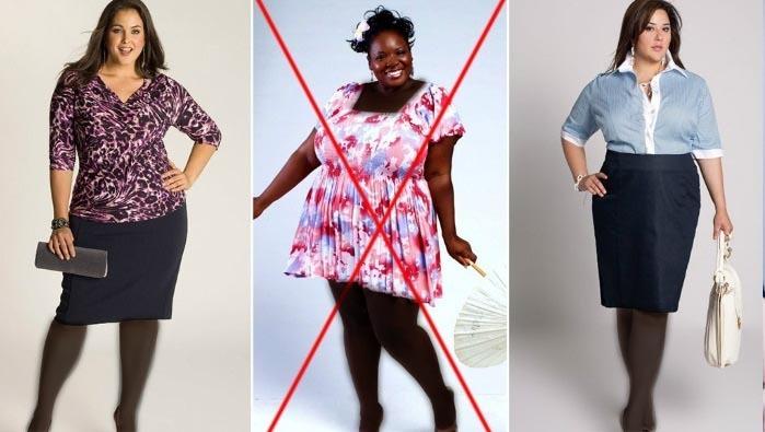 لباس مجلسی زنان چاق