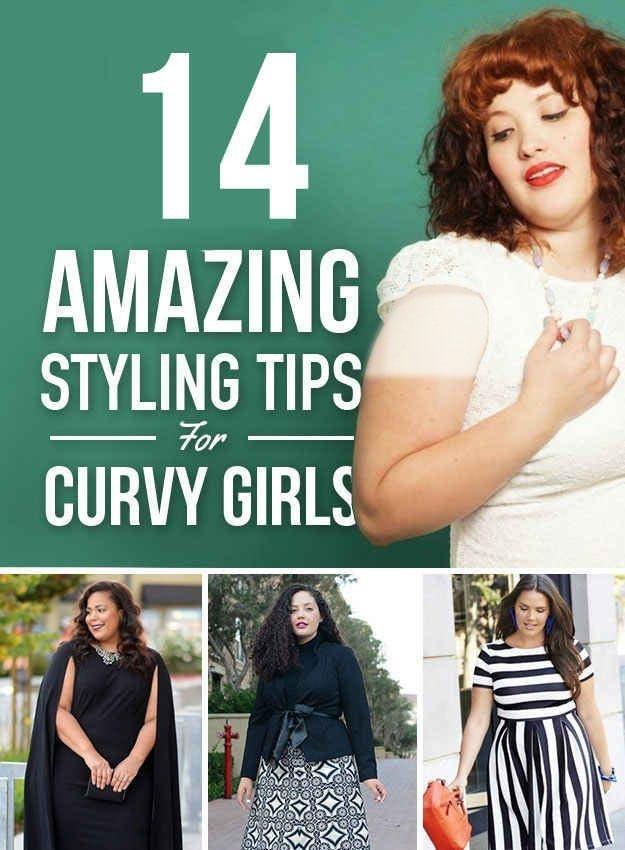 پوشش برای زنان چاق
