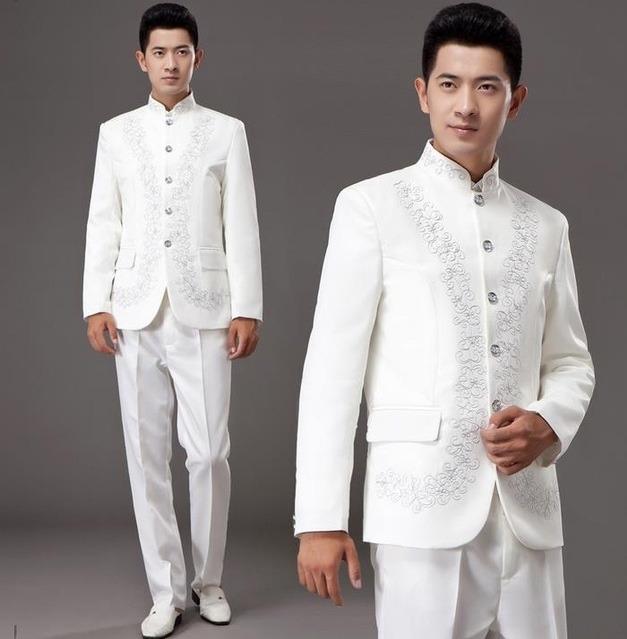 کت و شلوارهای سنتی شرق آسیا