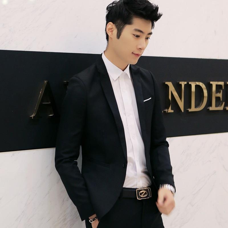 طرح های کت و شلوار مردانه کره ای