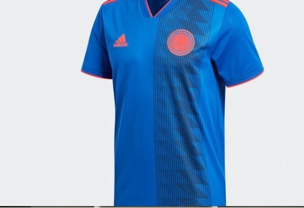 لباس تیم ملی کلمبیا