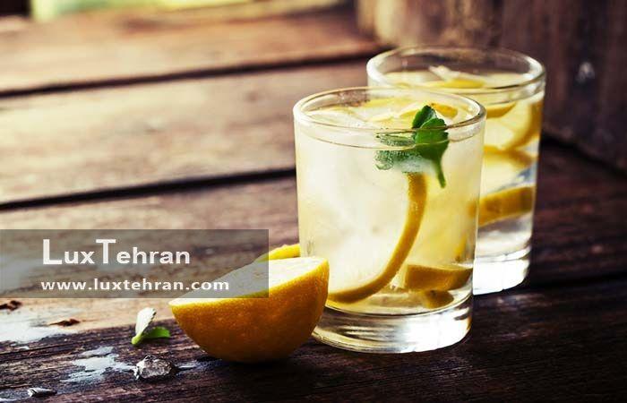 درمان دهیدراته با آب لیمو