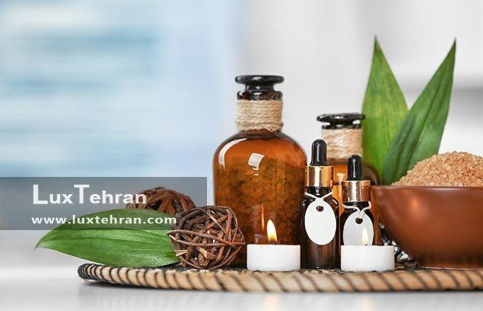 درمان دهیدراته با روغن های گیاهی