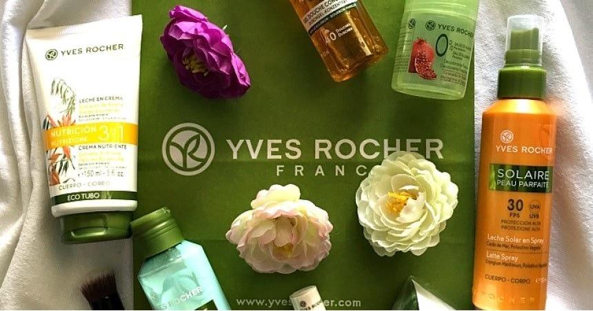 محصولات آرایشی و بهداشتی ایوروشه (YVES ROCHE): بالم، شامپو و لوسیون