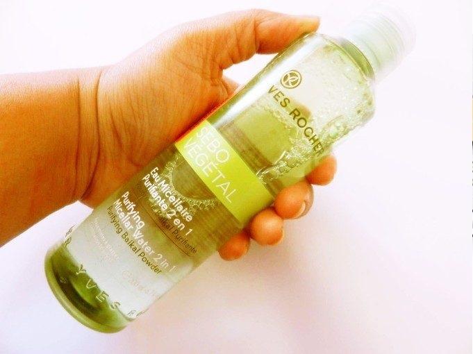 پاکساز کننده پوست ایوروشه یا آب میسلار ۲ در ۱