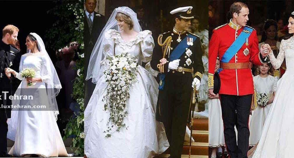 ازدواج مگان مارکل و پرنس هری
