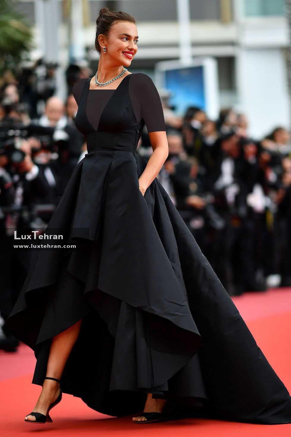 فوتوشوت های جذاب فرش قرمز جشنواره کن ۲۰۱۸ فرانسه