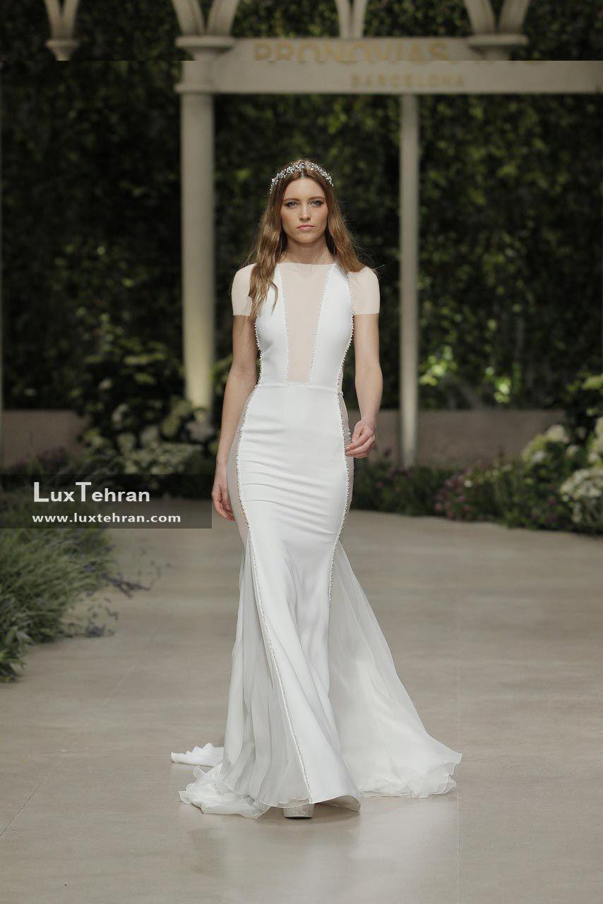 مدل های بهاره لباس عروس 2018