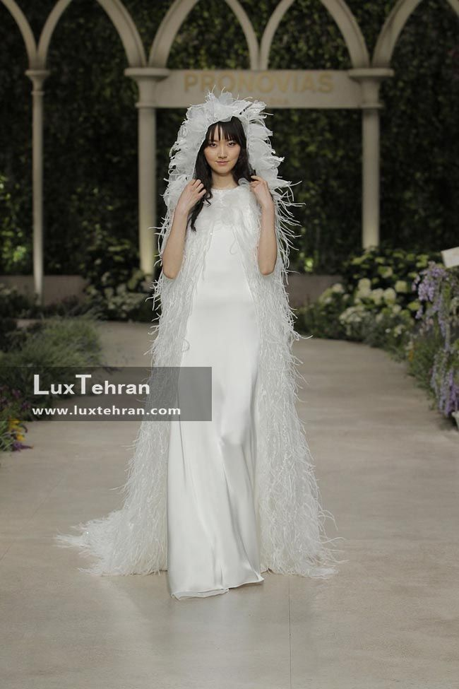 طرح لباس عروس 2018 PRONOVIAS