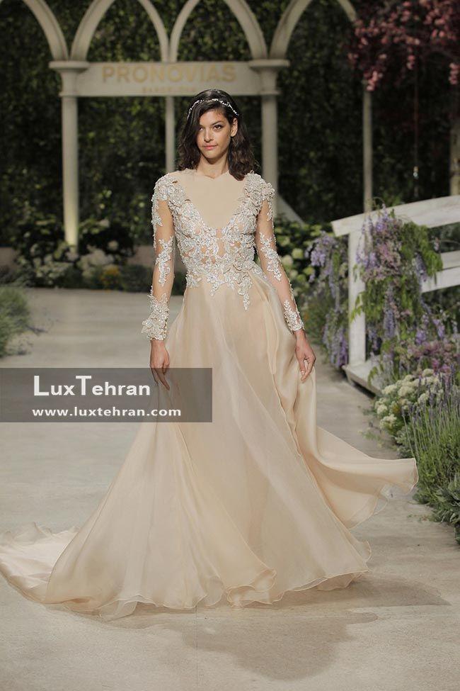 لباس عروس غیر سفید رنگ