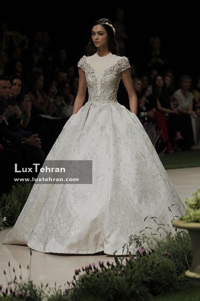 لباس عروس ۲۰۱۸ برند پرونوویاس