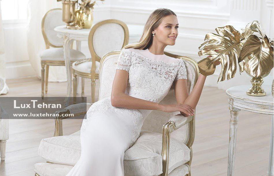 هفته مد بهاره لباس عروس 2018 اسپانیا