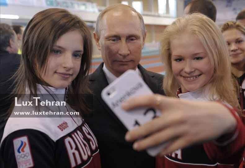 دیار ولادیمیر پوتین گردشگری در مسکو