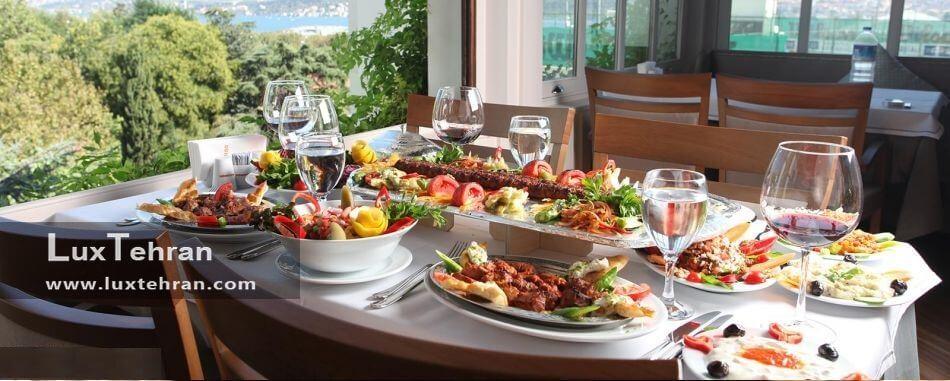 رستوران گونایدین کباب آنکارا