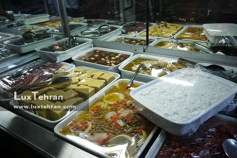 رستوران دولی آنکارا