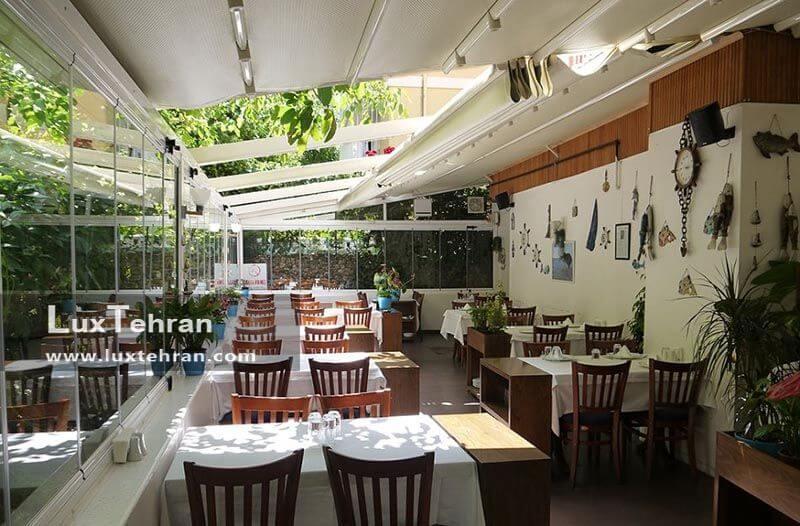 رستوران یلکن بالیک اوی آنکارا