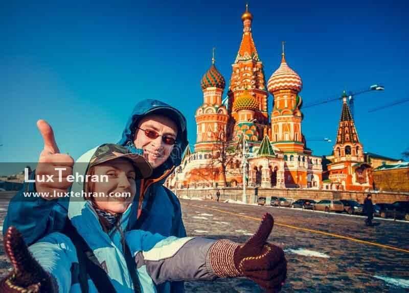 کلیسا سنت باسیل مسکو، مقصد سلفی گردهای روسیه